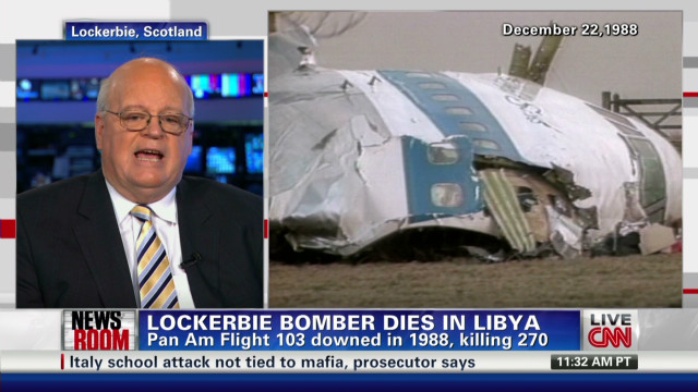 Lockerbie relative: I trust Libya more