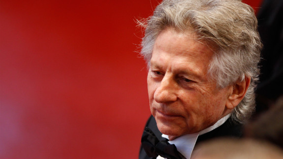 Filmmaker Roman Polanski makes an appearance at Cannes. In a new documentary, he apologizes to the woman he unlawfully had sex with when she was 13.
