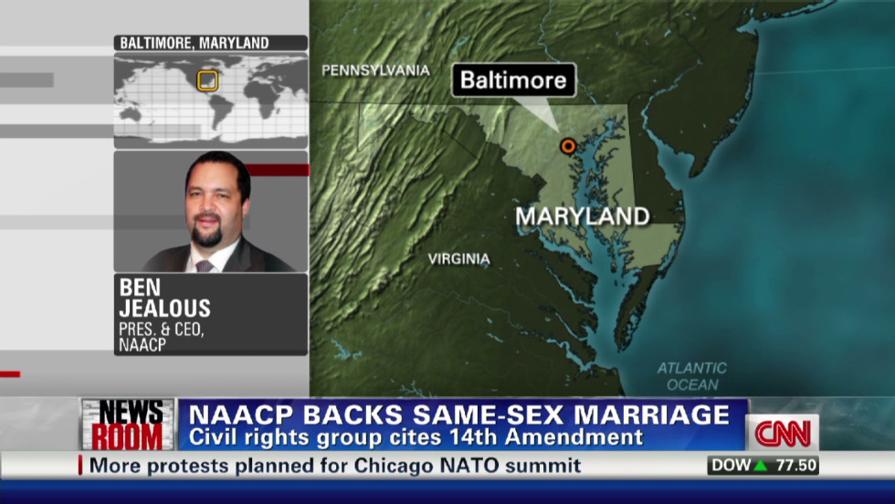 Image result for marriage equality maryland ben jealous