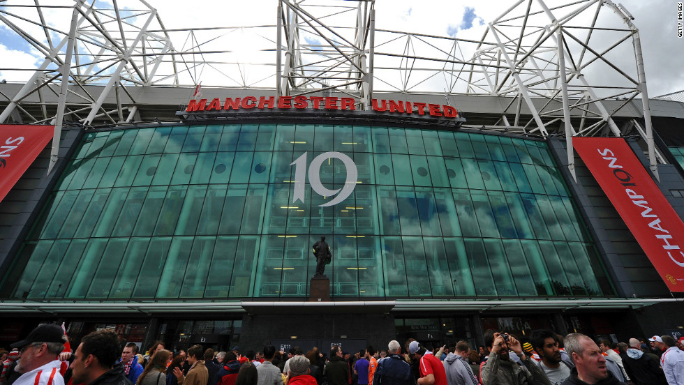 Manchester United is the most valuable brand in football according to a report by independent consultancy Brand Finance. The global appeal and on-field success of the 19-time English champions has helped establish a brand worth an estimated $853 million.