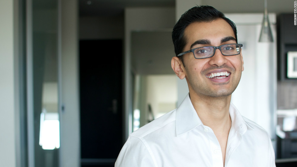 Neil Patel is a 27-year-old tech millionaire who lives in a Seattle hotel.
