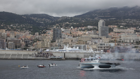 "On May 4 the ""Turanor"" made history by gliding into Port Hercules, Monaco, amid cheering crowds, to complete the first ever around the world journey by a solar-powered vessel."