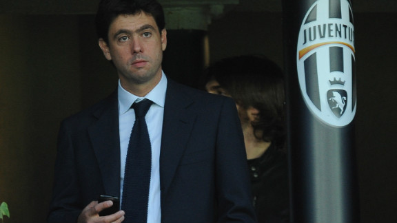 "Andrea Agnelli is the latest member from the famous family which own FIAT and Juventus to take the helm at ""The Old Lady.""  The son of legendary former president Umberto Agnelli, he took charge in May 2010 and has made sweeping changes at the club."