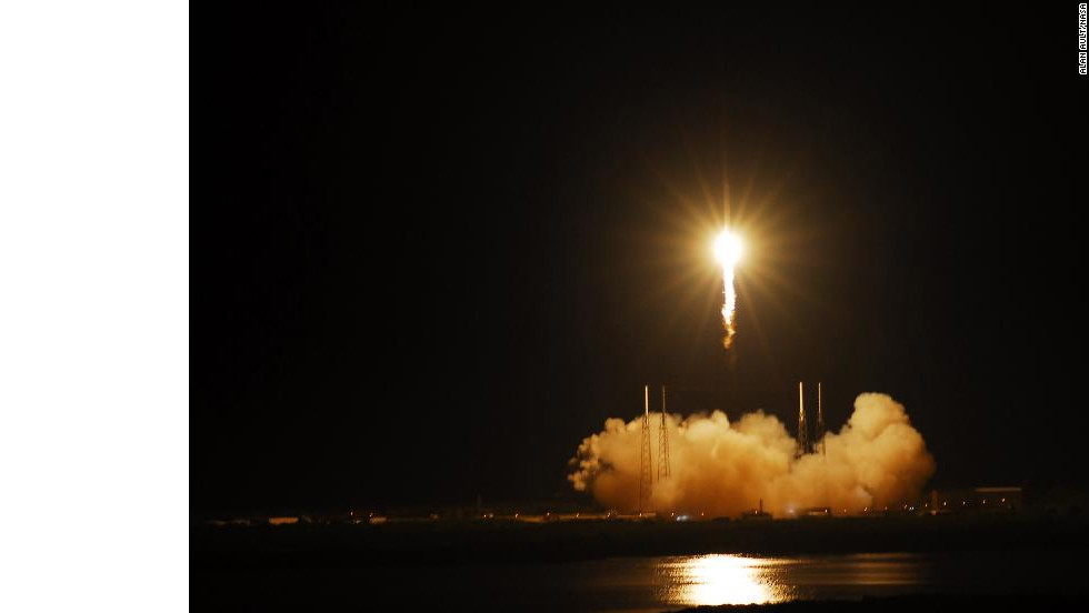 On May 22, SpaceX launched a successful test flight that attached a spacecraft to the International Space Station. It was the first company to do so.