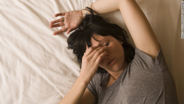 Nearly 48% of all women will have a migraine at some point in their lives.