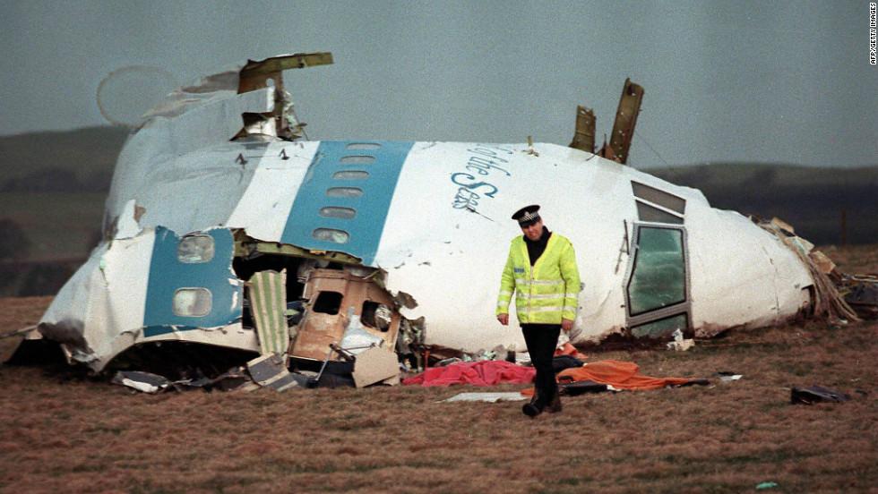 Pan Am Flight 103 Fast Facts - CNN