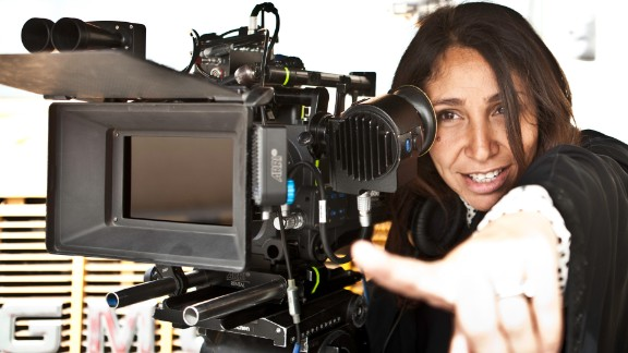 Haifaa Al Mansour, described as the first female Saudi film director, wrote and directed Wadjda.