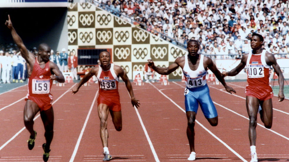 Athletics at the 1988 Summer Olympics – Men's 100 metres