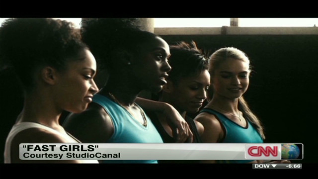 'Fast Girls': Feel-good Olympics film