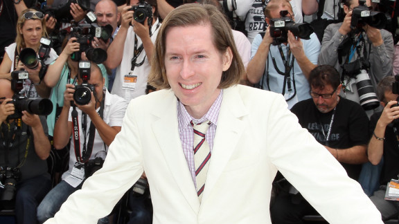 """Wes Anderson presented his new film, """"Moonrise Kingdom,"""" at the Cannes Film Festival."""