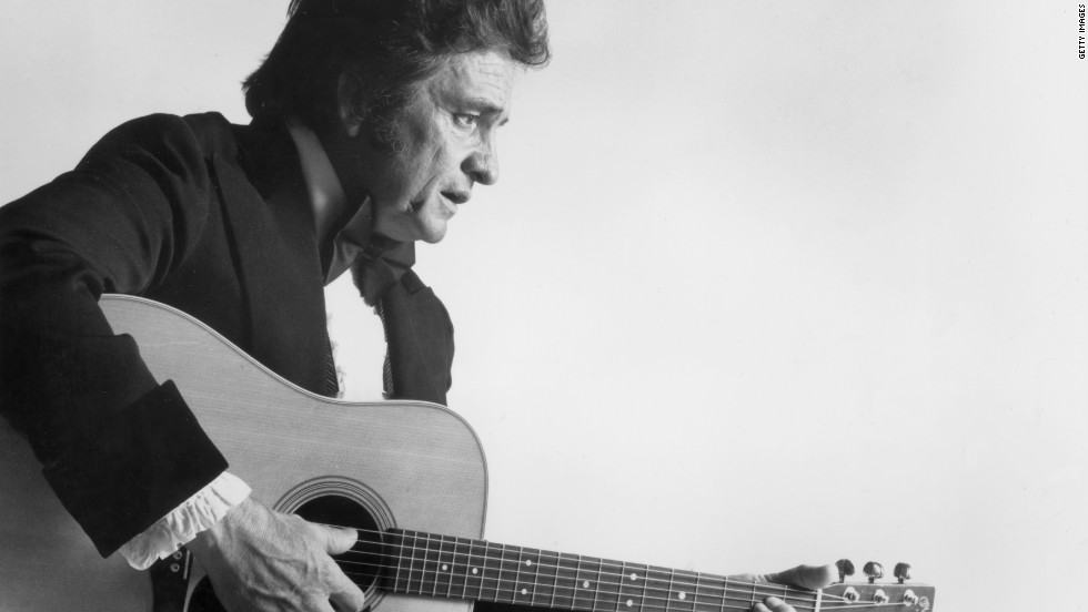 "<strong>Johnny Cash</strong> -- The legendary Johnny Cash cut right to the chase by titling one of his songs ""1 Corinthians 15:55."" That verse, ""O death, where is thy sting? O grave, where is thy victory?,"" is the opening line for the tune."