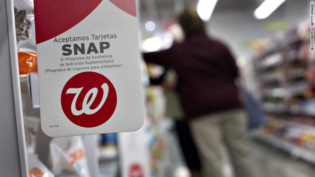 New Measures Crafted To Reduce Food Stamp Fraud Cnn