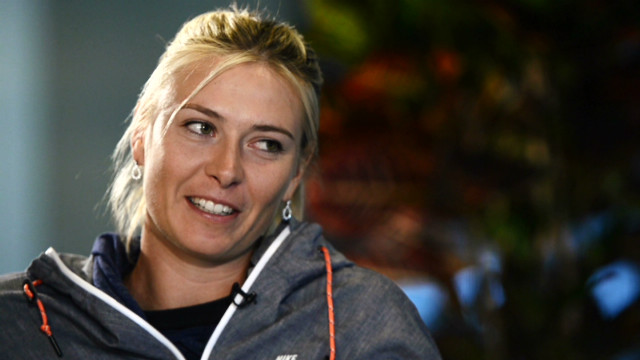 Sharapova ready for tough clay challenge