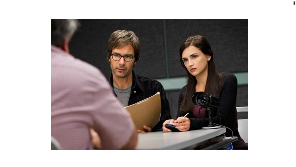 "Eric McCormack and Rachael Leigh Cook (of ""She's All That"" fame) star in this medical drama about a neuroscientist (McCormack) with a unique gift and an FBI agent (Cook) who turns to him for help with difficult cases."