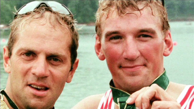 Human to Hero: Matthew Pinsent