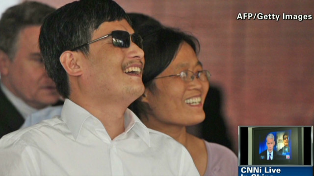 Chen Guangcheng speaks out