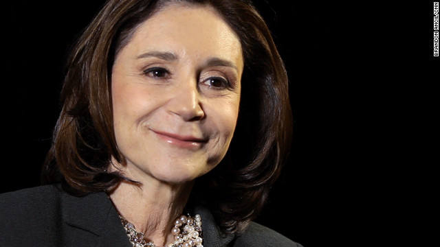 MIT professor and psychologist Sherry Turkle.