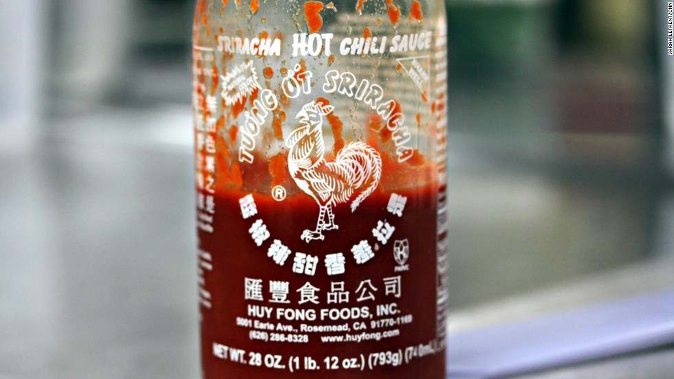 No Sriracha or wine? Commence hoarding! In November, a judge in Los Angeles County ordered hot sauce maker Huy Fong Foods to suspend operations at a plant in the city of Irwindale that local residents claim has caused an overpowering odor. In October, a possible global wine shortage was announced. People freaked out.