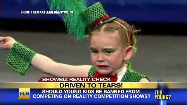 why kids should be on reality tv