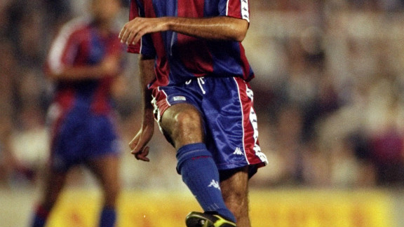Guardiola is inextricably linked with Barcelona. He was born in Catalonia, and joined Barca
