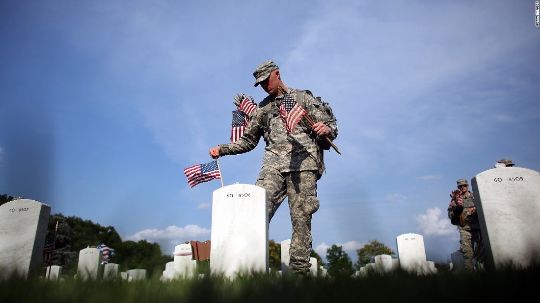 5 ways to pay respect on Memorial Day