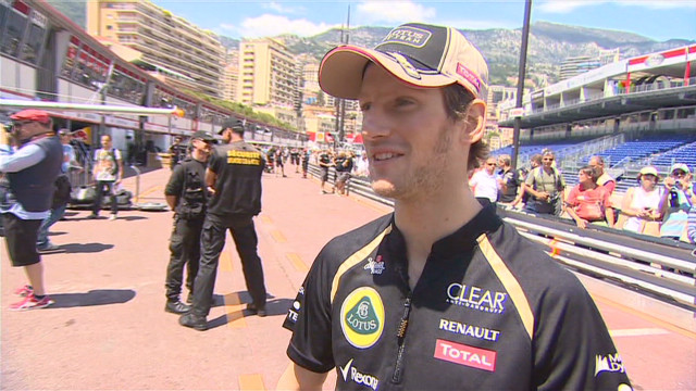 Racing the Monaco Grand Prix
