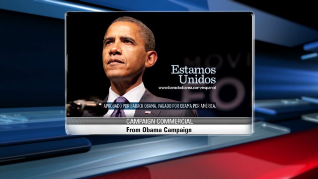 Fight for the Latino vote in 2012