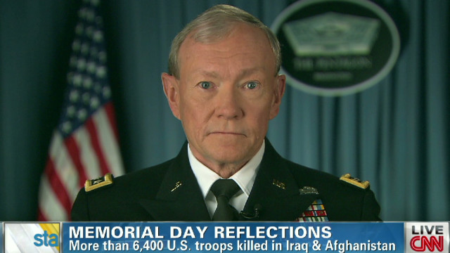 Gen. Dempsey on options in Syria