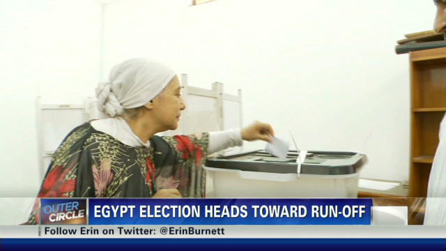Outer Circle: Egypt election runoff