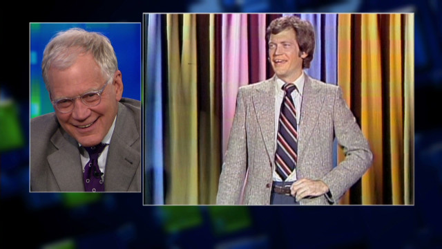 Carson predicts Letterman's future
