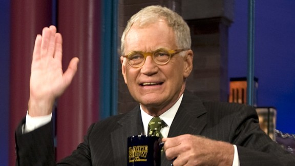 """Even when CBS' """"Late Show with David Letterman"""" veers into awkward, uncomfortable territory for the guest -- as it often does -- Letterman never loses his cool. In fact, the opposite happens: The show only gets better. As the show winds toward its May 20 conclusion, here are some memorable moments."""