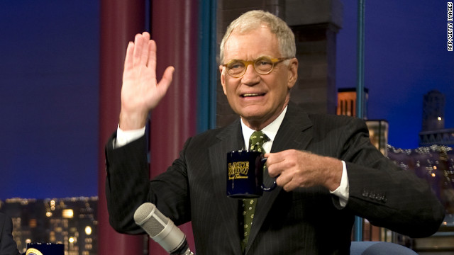 Image result for David Letterman
