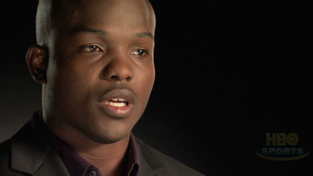 Portrait of a fighter: Timothy Bradley