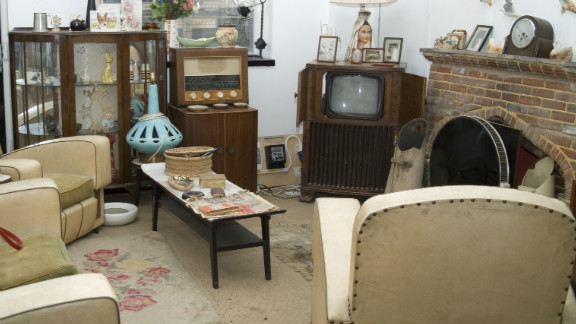 Very few British families owned a TV in 1952 -- but during Queen Elizabeth II