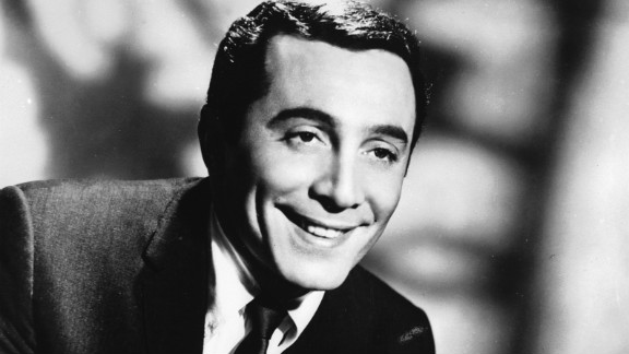 """In the era before Elvis Presley, crooners like Al Martino were popular. He had a hit in the UK in 1952 with """"Here in my heart."""""""