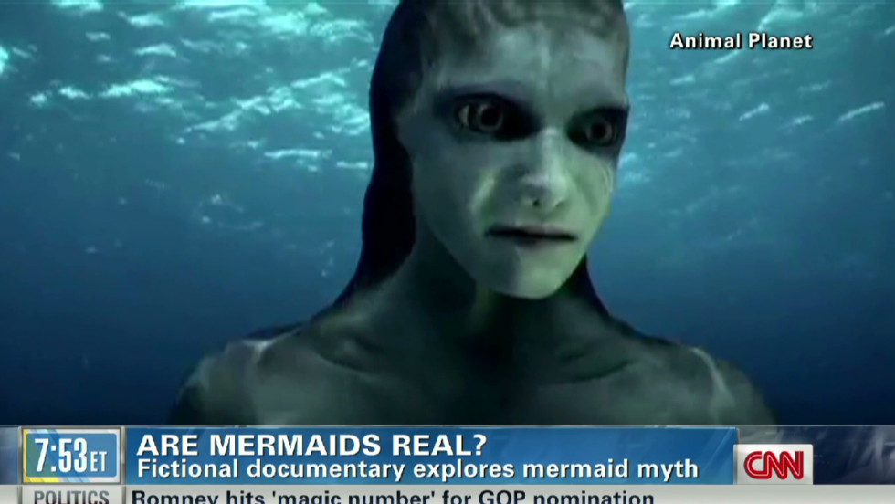 Mermaids Dont Exist Or Do They Cnn