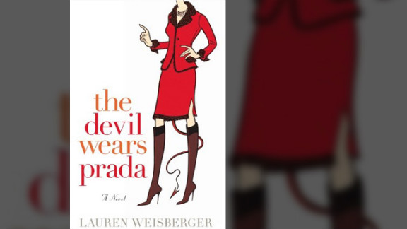 """In 2003, """"The Devil Wears Prada"""" reached the top of the best-seller lists."""