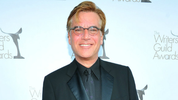 """Aaron Sorkin will make a cameo appearance on """"The Simpsons"""" during the show"""