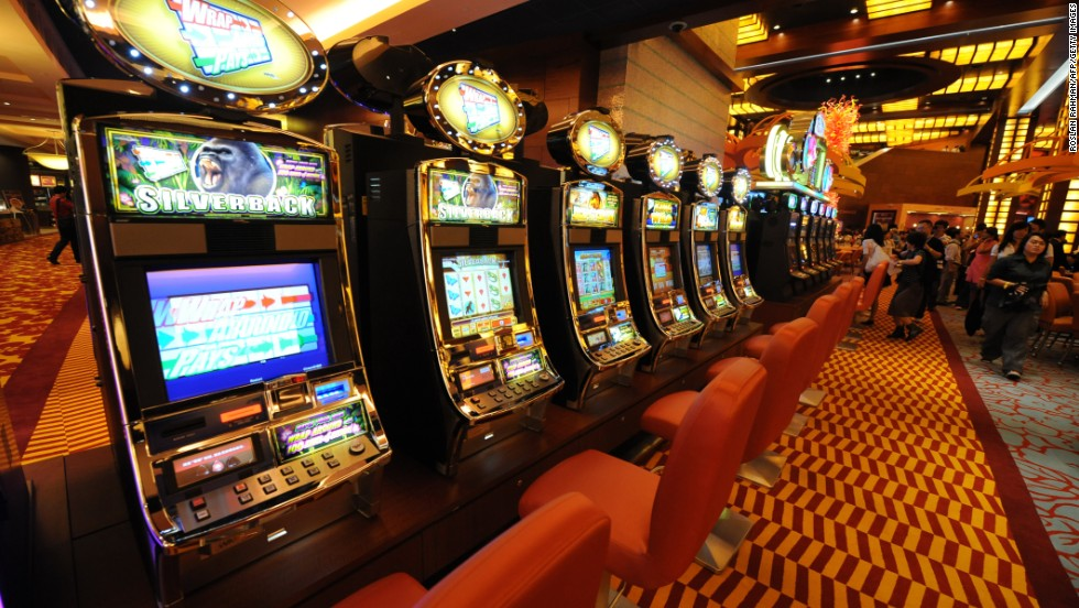 Are slot machines legal in georgia jacks or better poker strategy