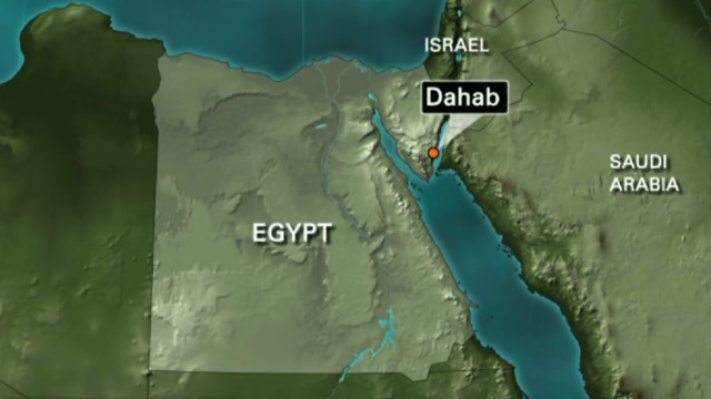 Americans kidnapped at gunpoint in Egypt