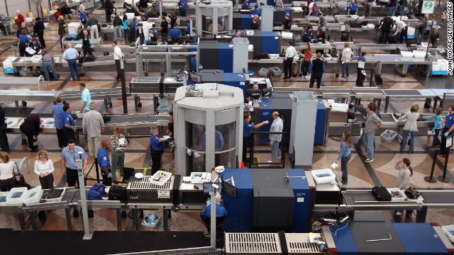 Seven TSA employees at Philadelphia's airport face losing their jobs after an internal investigation into alleged bribery.