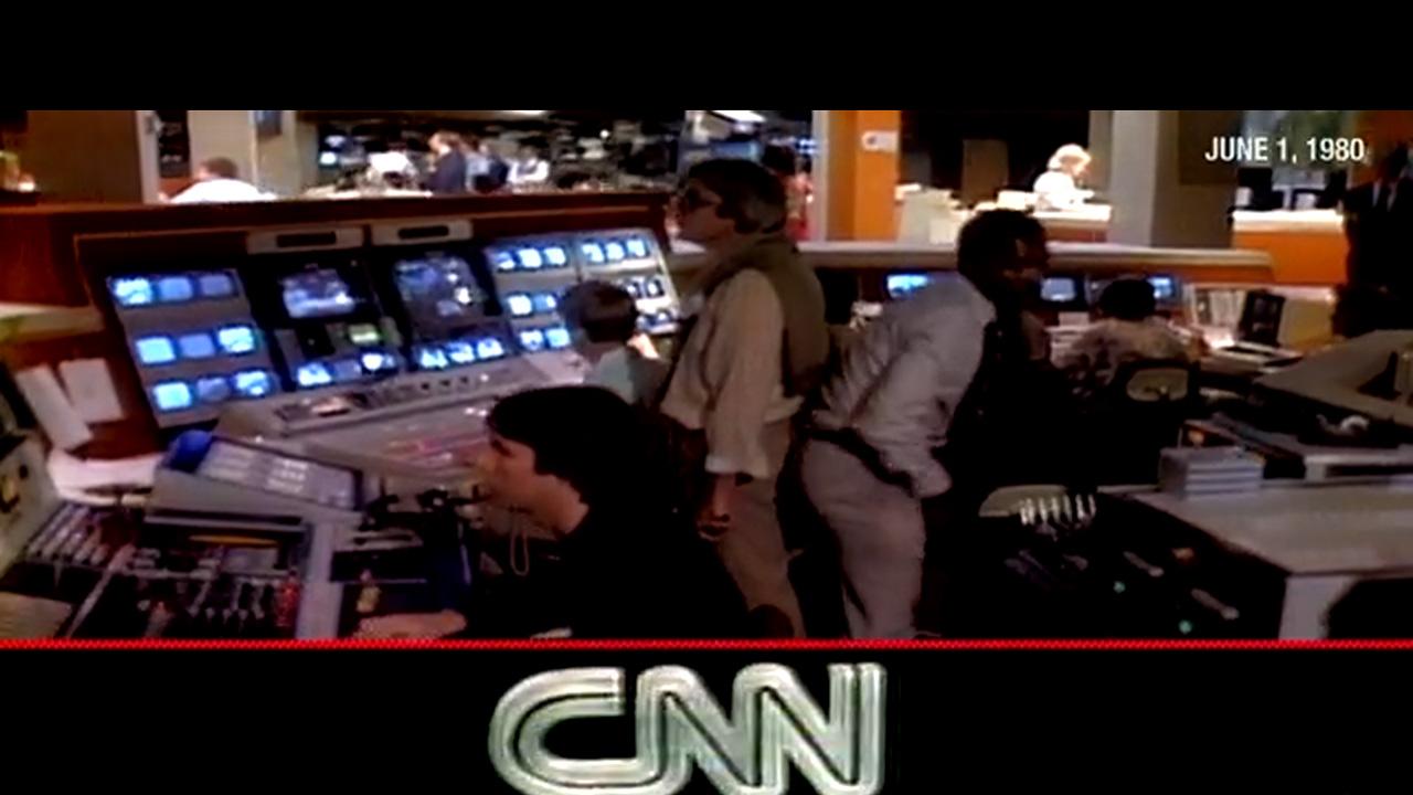 CNN's first broadcast: June 1, 1980 - CNN Video CNN.com