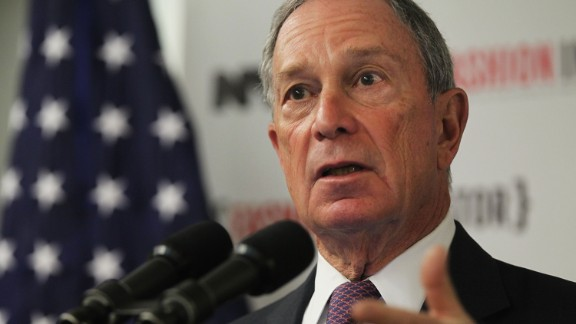 New York Mayor Michael Bloomberg proposes limits on the size of sodas and other sugary drinks at restaurants and elsewhere.