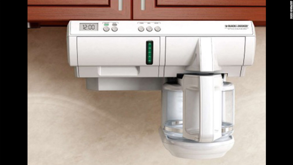Superieur Sales Of The Under Cabinet Spacemaker Coffeemaker Were Halted Last Month  When The Recall Was