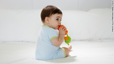 The Food and Drug Administration is warning caregivers about homeopathic teething tablets and gels.