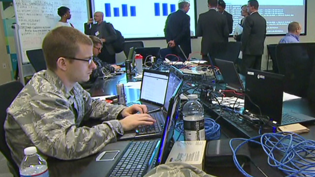 More foreign powers focusing on cyberwar