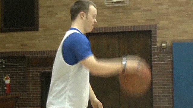 Down syndrome athlete can keep playing