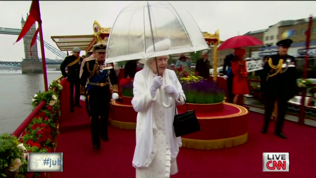 Jubilee rain fails to dampen Brit spirit