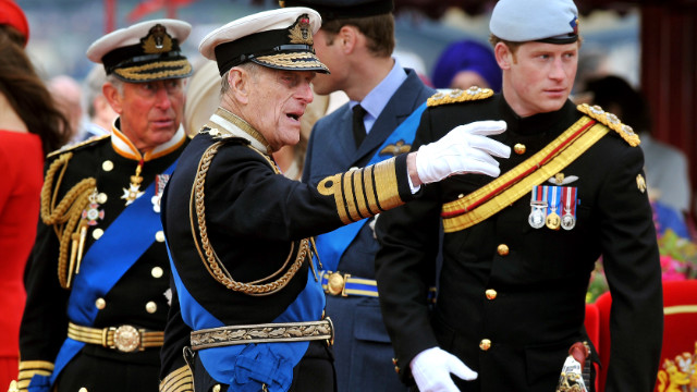 Prince Philip disappointed at missing Jubilee