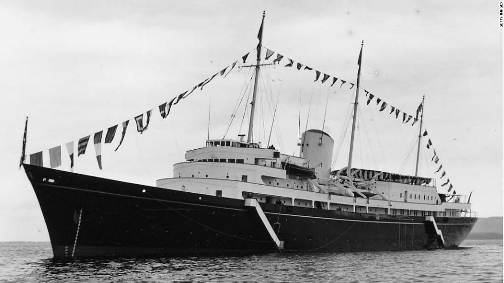 "The British royal family has a very close and historic association with the sea. ""Her Majesty's Yacht (HMY) Britannia,"" (pictured) built in 1953 for Queen Elizabeth II, was designed to her exact specifications. She once described the lavish yacht, now decommissioned, as ""the one place where I can truly relax."""